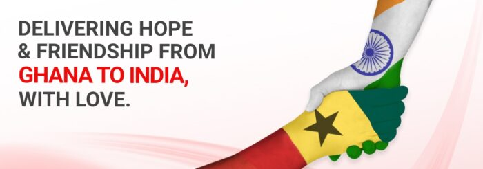 Ghana Aid to India